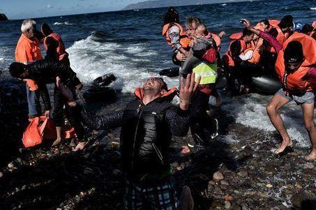 A Perpignan, le Visa d'or au photographe Aris Messinis pour son travail sur les migrants | DocPresseESJ | Scoop.it