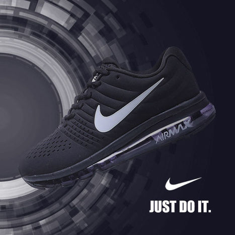 online store a980d d26be Nike Air Max 2017 Black Leather Women Men Shoes  airmax2017-106  -  66.98
