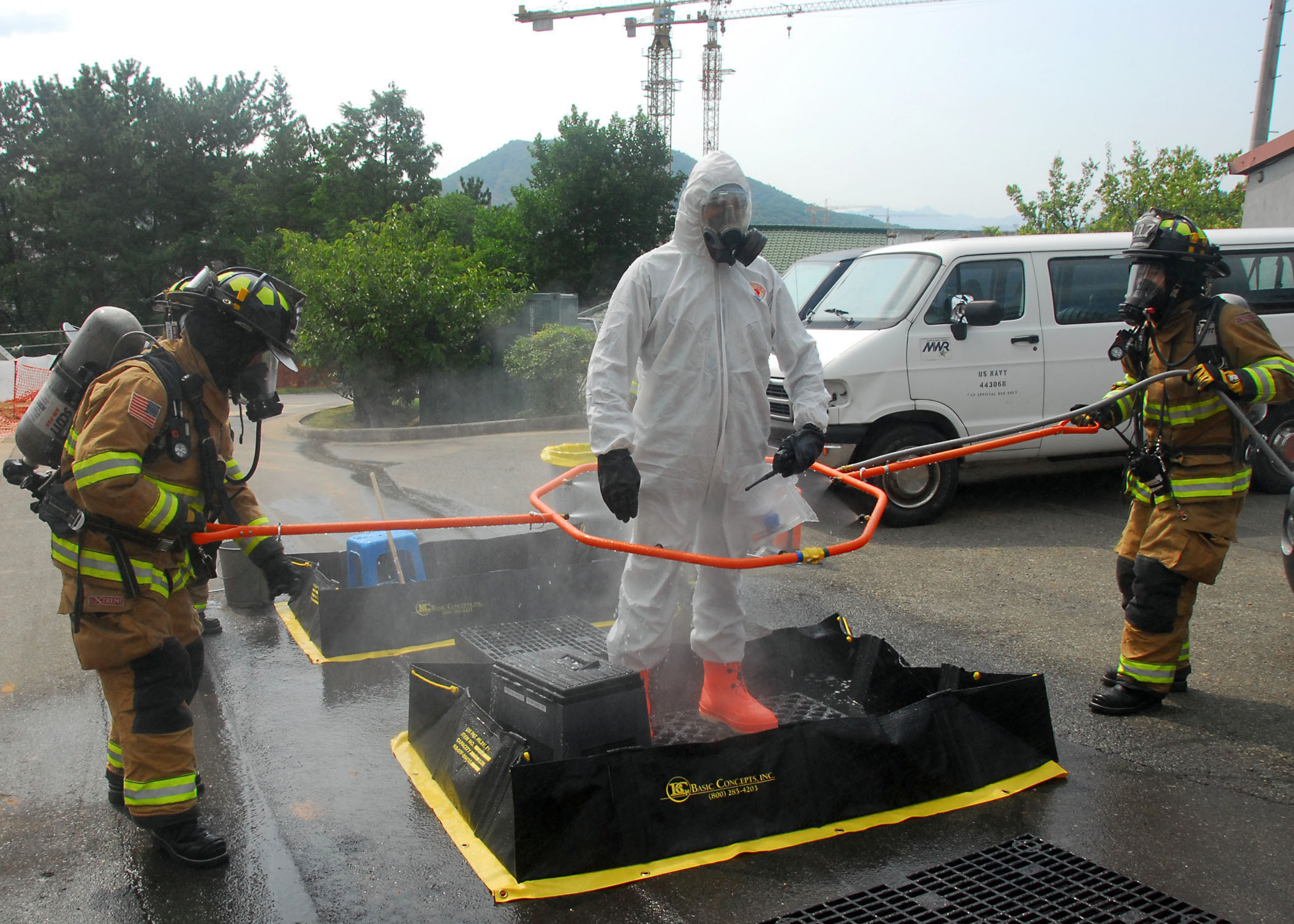How Does Decontamination Equipment Work Home