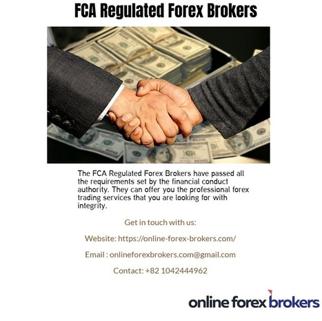 Regulated uk forex brokers