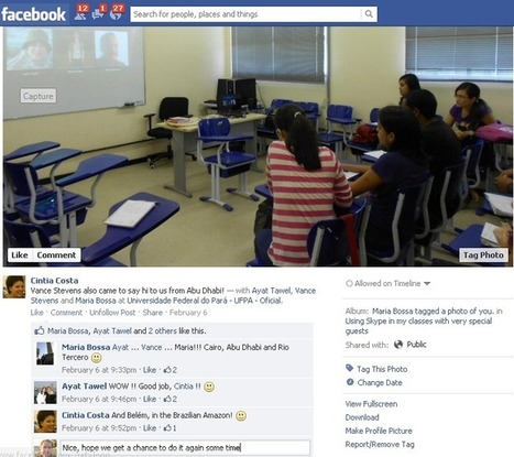 Learning2gether with Maria Bossa - Brighten and Lighten your class with Web 2.0 | EduMOOC | Scoop.it