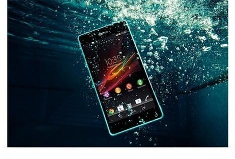 Xperia ZR - O novo smartphone à prova de água da Sony   Pplware   BTN   Scoop.it