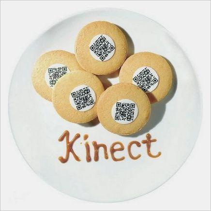 Microsoft QR Code Cookies | QRdressCode | Scoop.it