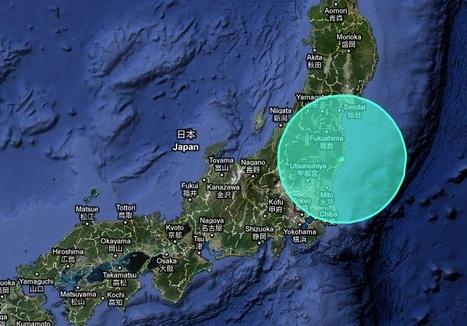 [séismes] Retour à de fortes secousses | Japan Quake Map | Japon : séisme, tsunami & conséquences | Scoop.it