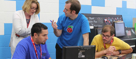 Free online courses from Raspberry Pi Foundation | I'm Bringing Techy Back | Scoop.it