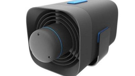 De la taille d'un micro-onde, cette mini turbine produit assez d'électricité pour 5 maisons ! | new paradigm | Scoop.it