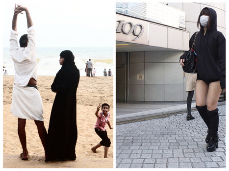 Street Photography - Japan + India | Rene Gaviola | Womens fashion | Scoop.it