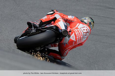 Second Shooter: Tim White Captures Laguna Seca, Part 3   MotoMatters.com   Ductalk Ducati News   Scoop.it