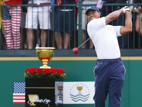 Presidents Cup : Tiger Woods donne la victoire aux Américains | Globe Greens | Scoop.it