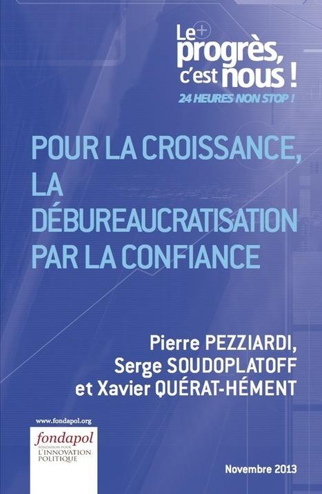 Yves Caseau et Serge Soudoplatoff - La blockchain, ou la confiance distribuée - Fondapol   Entreprise 2.0 -> 3.0 Cloud-Computing Bigdata Blockchain IoT   Scoop.it