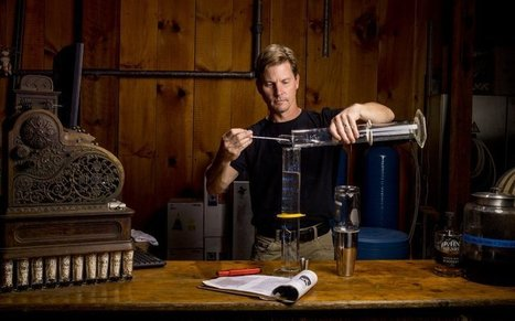 Drink Local: Farm-to-Glass Distilleries | Small Business On The Web | Scoop.it