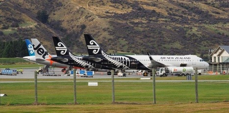 MRC Aviation: Airliners at Queenstown | Pacific flight-sim news | Scoop.it