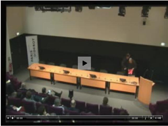"""Les battements du temps 28/01/2014 19:00 """"Traduire"""" avec Bruno Gaurier"""