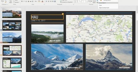 PowerPoint brings real-time collaboration to your slides | E-learning News and Notes | Scoop.it