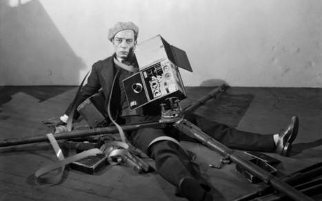 Rétrospective Buster Keaton à la Cinémathèque française - Les Inrocks   Actu Cinéma   Scoop.it