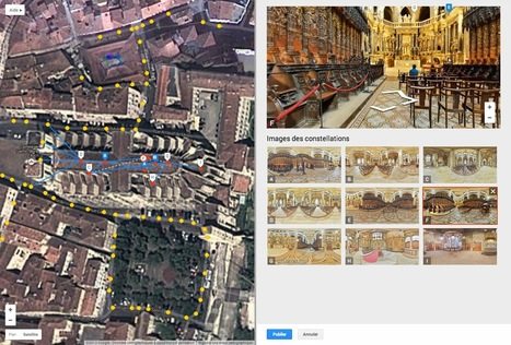 My Google Street View: Sainte-Marie d'Auch cathedral, France | moulin360panoramic | Scoop.it