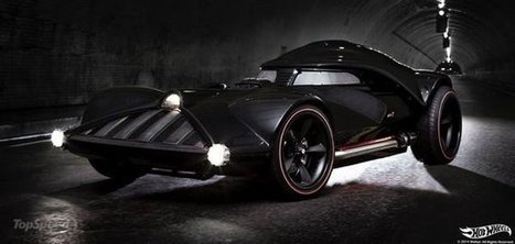 News Darth Vader Car by Hot Wheels | Marketing Automobile ( marketing, business et strategie) | Scoop.it