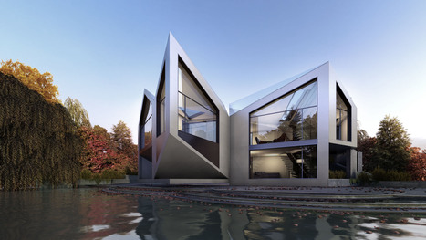 D*Haus: Dynamically Responding to its Environment | sustainable architecture, Green Cities | Scoop.it
