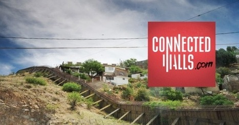 Connected Walls | Association Terres nomades - lien social, éducation artistique, ouverture culturelle | Scoop.it
