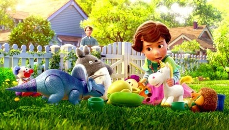Toy Story 4 Set For 2015? For Reals? The Colombian Media Seems To Think So | Animation News | Scoop.it