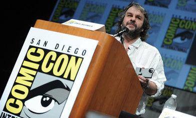 The Hobbit's 12 minutes of frame at Comic-Con 2012 | 'The Hobbit' Film | Scoop.it