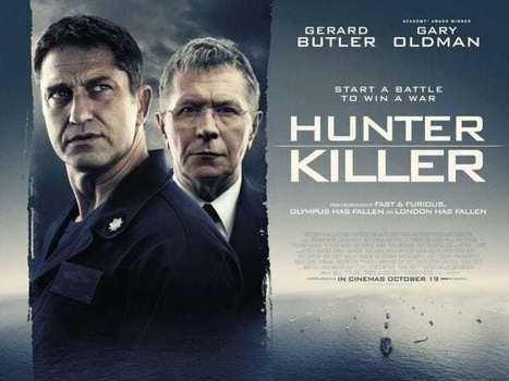 hunter killer 2018 full movie hd online
