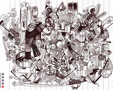 Can Doodling Improve Memory and Concentration? — PsyBlog | 21st Century Literacy and Learning | Scoop.it
