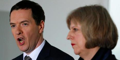 George Osborne takes a swipe at Theresa May over Brexit and her immigration policy | NGOs in Human Rights, Peace and Development | Scoop.it