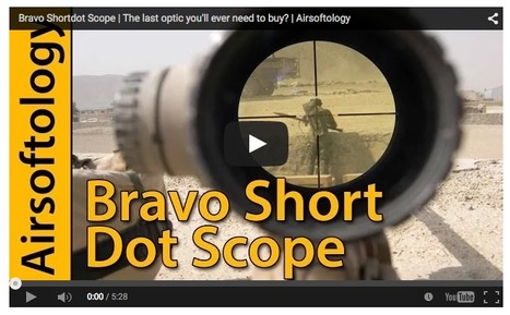 Bravo Shortdot Scope The Last Optic Youll E