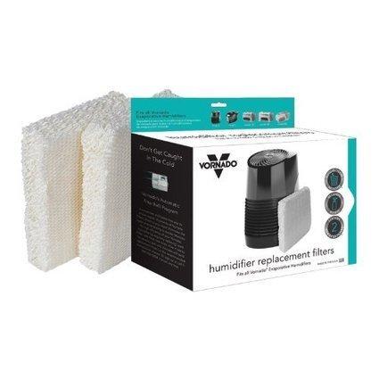 2 Pack 50 Humidifier Wick Filter 40 Vornado Model 30 Genuine OEM