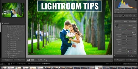 Adobe Lightroom Tips To Quicken Post Photography Editing Workflow