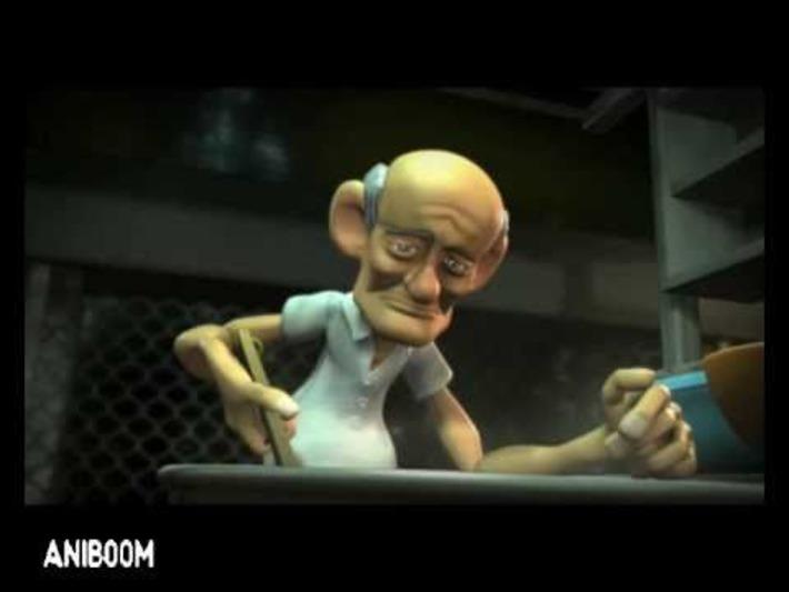 Taste of Nostalgia – A Moving Aniboom Animation by Raymond Lau « Safegaard – Movie Theater | Machinimania | Scoop.it