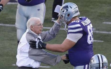 Struggling Kansas State football team draws inspiration from familiar place | All Things Wildcats | Scoop.it