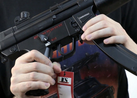 Red Army Airsoft ICS MP5 A5 Overview | Popular Airsoft | Airsoft Showoffs | Scoop.it