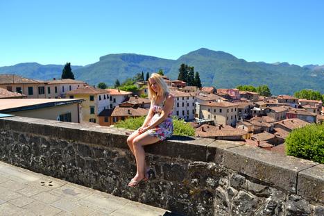 Travel Guide: Lisa eats Bagni Di Lucca and beyo...