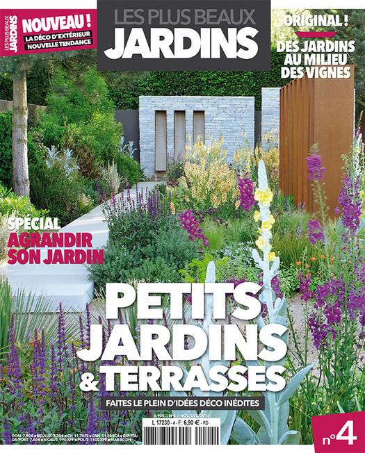 Jardins design for Jardin design magazine