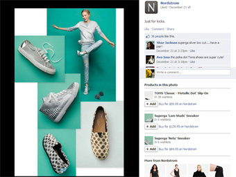 Michael Kors, Nordstrom test social-driven product push via Facebook Collections - Luxury Daily - Internet | Digital Fashion Marketing | Scoop.it