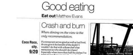 Panned Restaurant Wins Suit Against Newspaper   Wine in the World   Scoop.it