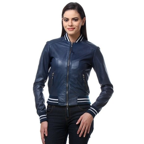 Black Leather Jacket India In Voga Now Scoop It
