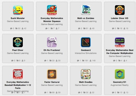Some Useful Educational iPad Games for Your Students | MyEdu&PLN | Scoop.it