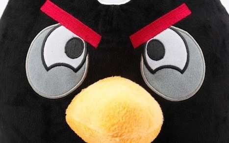 Angry Birds Theme Parks Coming to Europe | ALIGNMENT | Scoop.it