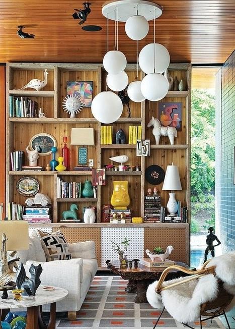 Stylish & Lavish Ways Celebrities Like To Be Organized | Home & Office Organization | Scoop.it