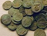 Un trésor de monnaies romaines découvert dans un champ du Gers - Site Artclair - 09 novembre 2011   GenealoNet   Scoop.it