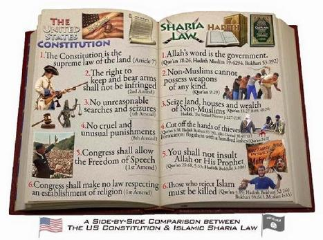 Sharia laws would lead to a Civil War here | Criminal Justice in America | Scoop.it