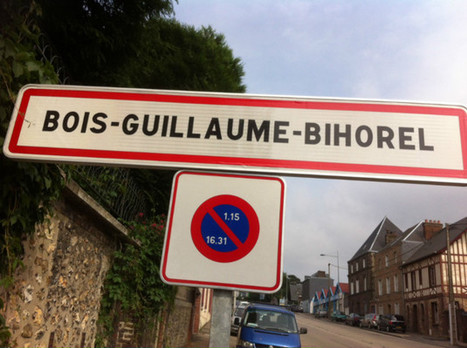 Bois-Guillaume-Bihorel : vers la défusion des deux communes | Actualités de Rouen et de sa région | Scoop.it