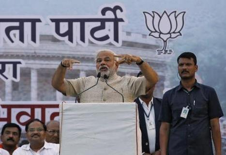 India's pro-business Modi storms to historic election victory | Reuters | Business(s) | Scoop.it