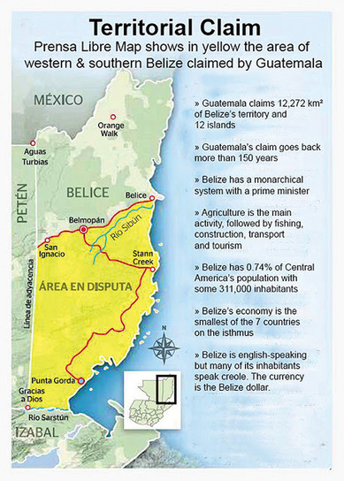 Guatemala pulls out of Belize border dispute referendum date   Discover Belize Travel Magazine   Belize Travel and Vacation   Scoop.it
