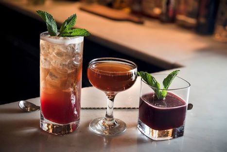 Omakase Cocktails Are Raising the Bar | From the Bar | Scoop.it