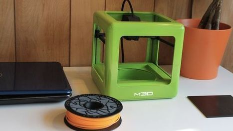 The Universe of Things is coming and it's set to supercharge 3D printing | DIY | Maker | Scoop.it