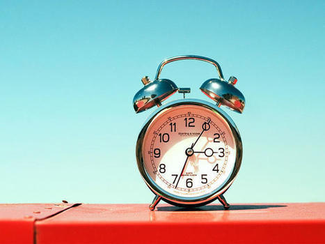 12 Habits Of The Most Productive People   Good News For A Change   Scoop.it